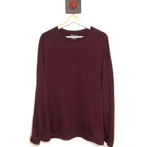 SWISS TECH   Long Sleeve T Shirt
